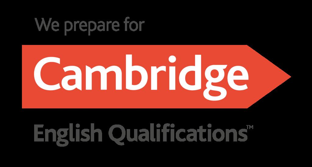 We prepare for Cambridge English Qualifications